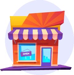 Магазин логотипов