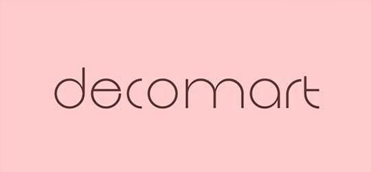 Decomart font