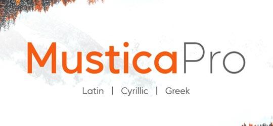 Скачать Классный шрифт Mustica