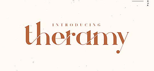 theramy font