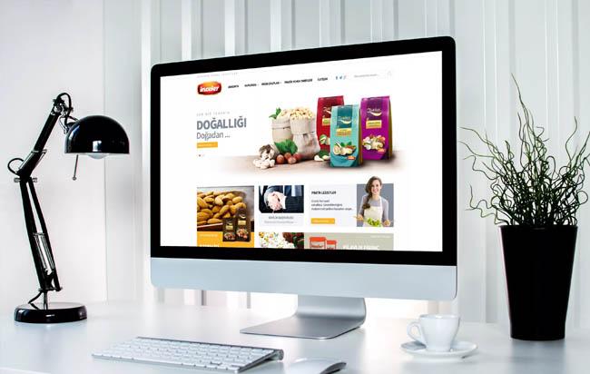 Мокап сайта