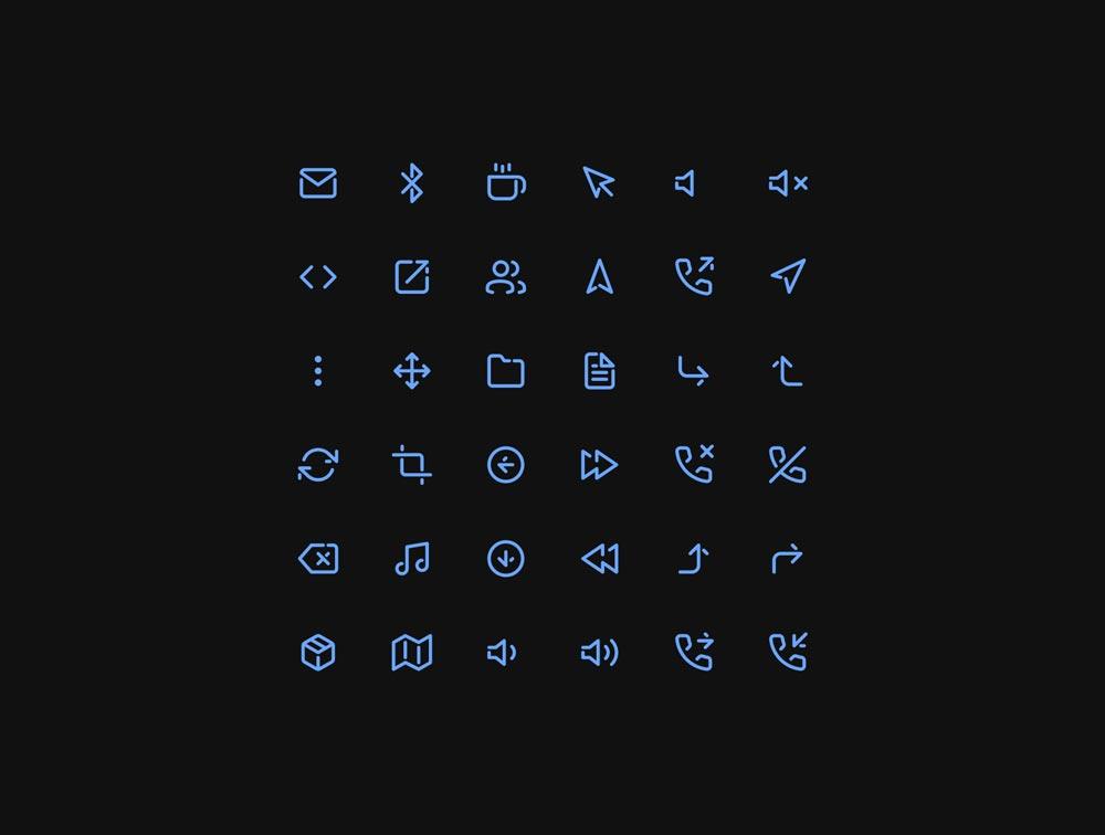 Классные иконки для оформления